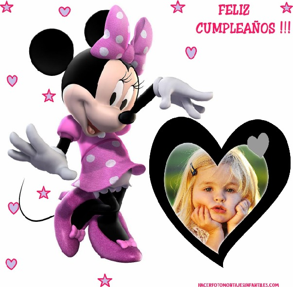 cumple minnie