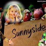 Bonito fotomontaje de Toy Story