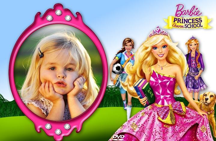 Barbie school