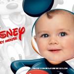 Hacer fotomontaje con Mickey