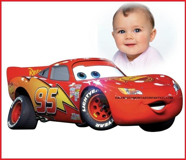 Fotomontajes de Cars | Fotomontajes infantiles - Part 3