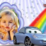 Fotomontaje con Sally de Cars