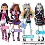 Nuevo Fotomontaje de Monster High