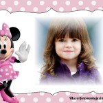Fotomontaje de Minnie