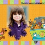 Fotomontaje de Scooby Doo