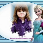 Fotomontaje gratis de Frozen