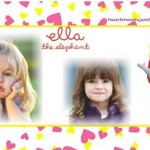 Fotomontaje de Ella la Elefanta para dos fotos