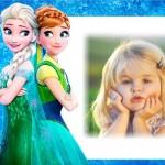 Fotomontaje de Frozen Fever gratis