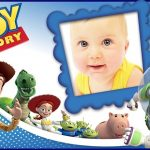 Fotomontaje de Toy Story con Woody, Buzz y Jessie