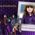Fotomontaje de Los Descendientes Disney para crear gratis