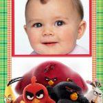 Fotomontaje de Angry Birds 2