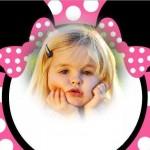 Fotomontaje de Minnie gratis
