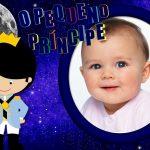 Fotomontaje de pequeño Principe para tu bebé