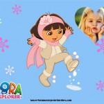 Fotomontaje gratis de Dora La Exploradora