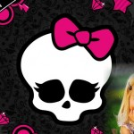 Fotomontaje de Monster High gratis