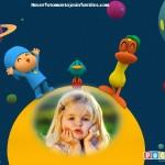Fotomontaje de Pocoyó para realizar online