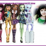 Fotomontaje gratis con las Monster High