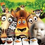 Fotomontaje de Madagascar para crear online