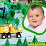 Fotomontaje de Lego para obtener gratis