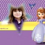 Hacer fotomontaje de Princesita Sofía