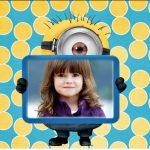 Fotomontaje de Minion para crear gratis