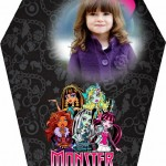 Fotomontaje gratis de Monster High