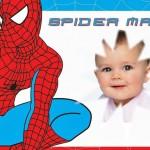 Fotomontaje de Spiderman