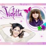 Fotomontaje gratis de Violetta