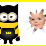 Fotomontaje de Minion-Batman