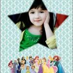 Fotomontaje con todas las Princesas de Disney