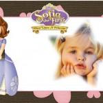 Fotomontaje de Princesita Sofía