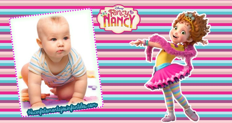 Fancy Nancy editar fotos