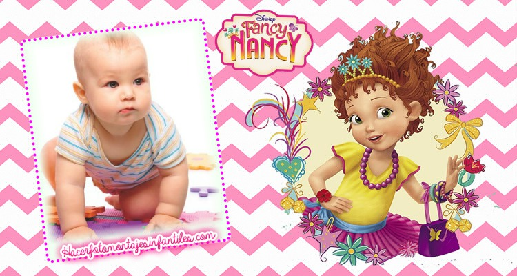 Fancy nancy fotomontajes - fancy nancy editar fotos