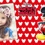 Fotomontajes de Mickey