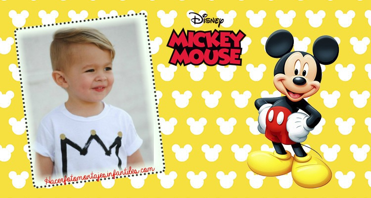 frames mickey mouse